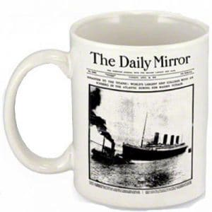 Our Custom coffee mugs are only $10